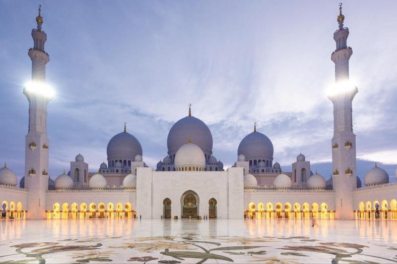 Abu Dhabi Mosque Ferrari World Tour From Dubai