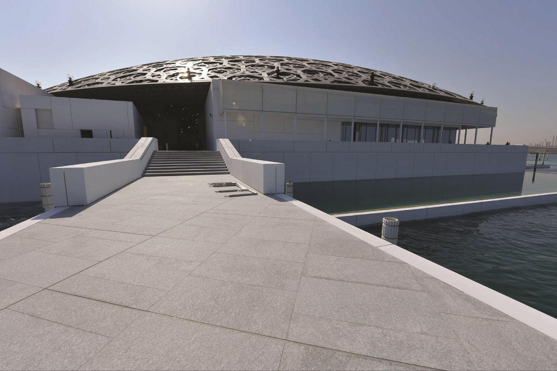Abu Dhabi City Tour & Louvre Museum Ticket