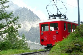 Gray Line Chamonix Mont Blanc Gold Tour From Geneva