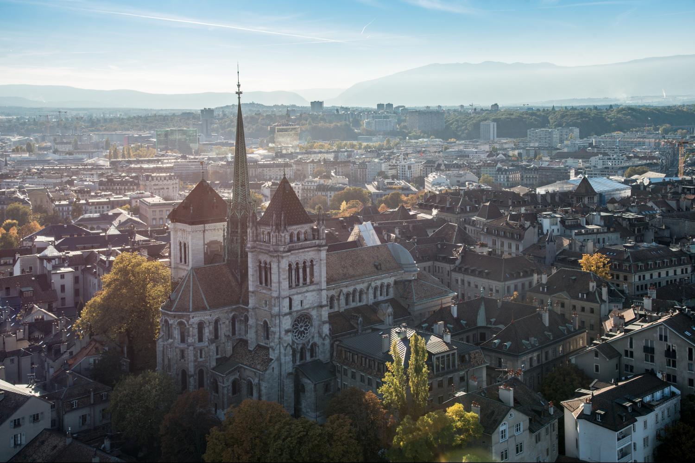 Chamonix Mont Blanc & Geneva City Tour