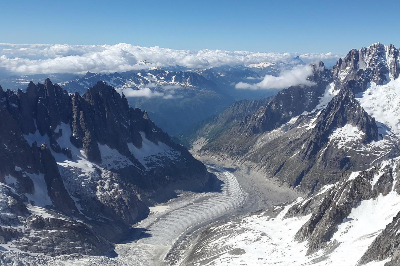 Chamonix Mont Blanc, Mer de Glace & Montenvers Day Trip From Geneva