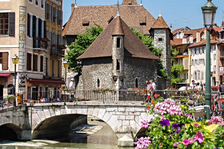 Geneva & Annecy City Tour
