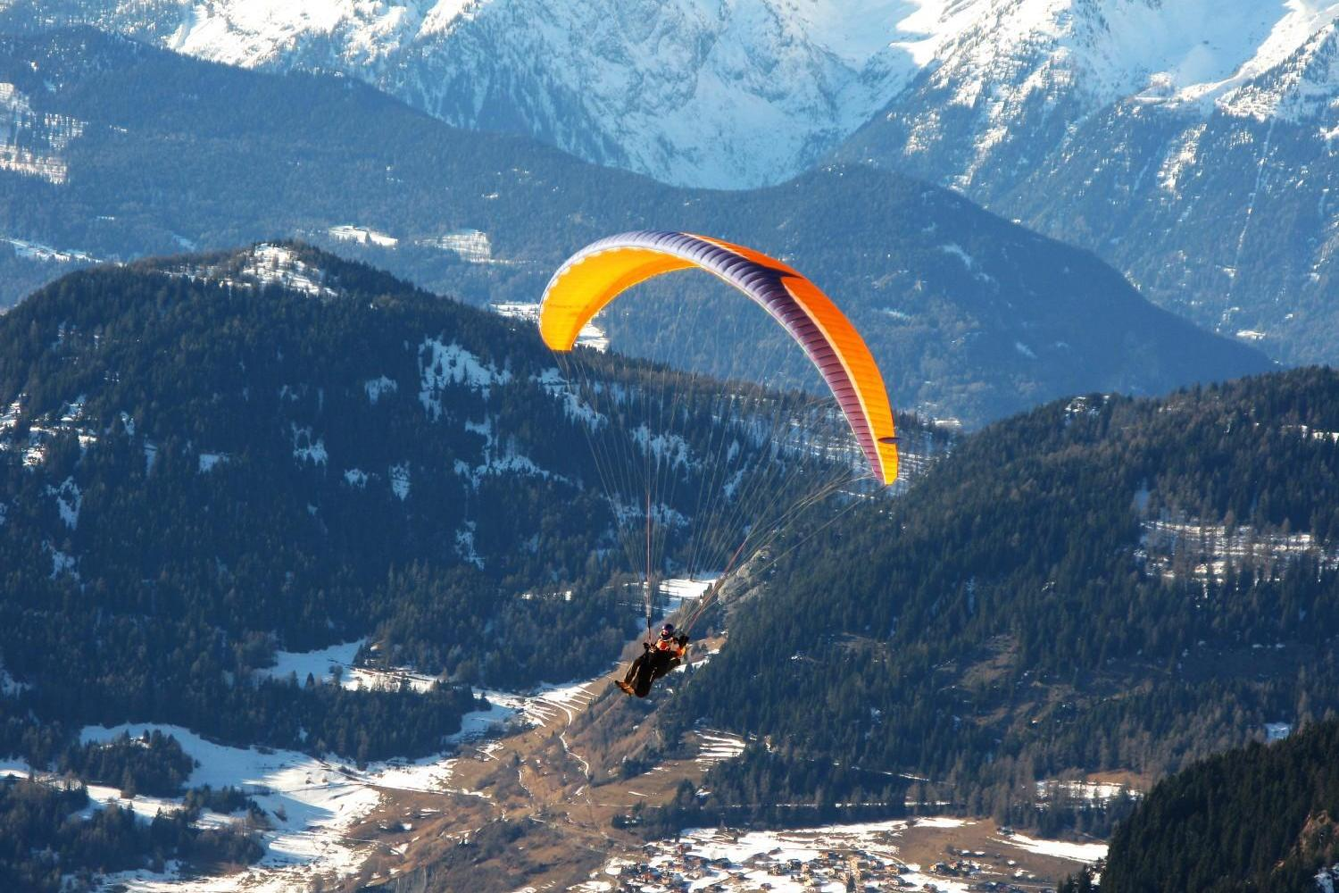 Chamonix Mont Blanc & Paraglide Day Trip From Geneva