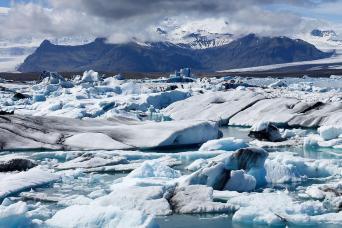 Iceland South Coast and Jökulsárlón Glacier Lagoon