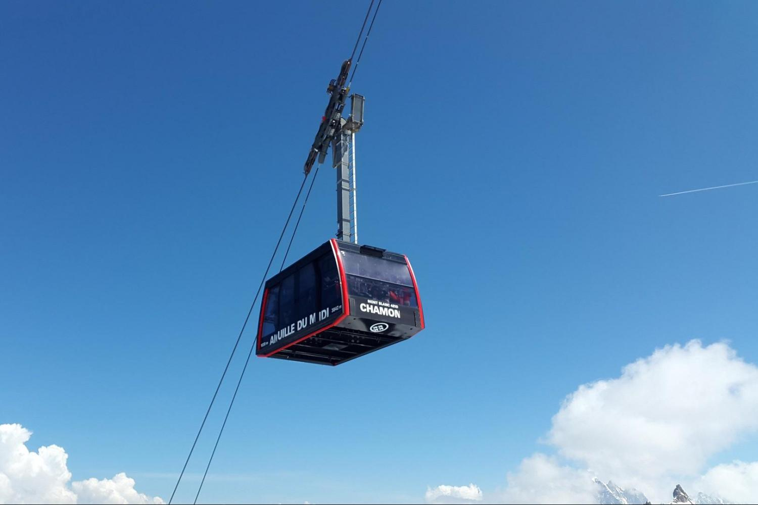 Chamonix Mont Blanc Half Day Tour With Cable Car From Geneva