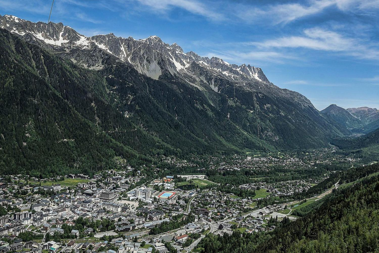Chamonix Mont Blanc Day Trip With Cable Car & Lunch From Geneva