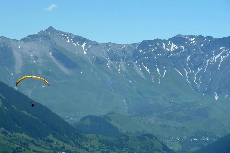 Chamonix Mont Blanc - Cable Car, Aiguille Du Midi & Paraglide From Geneva