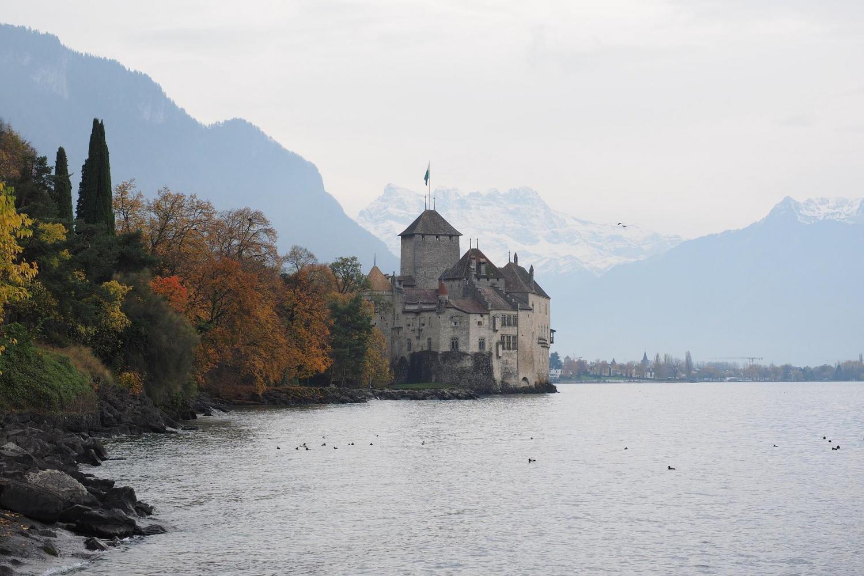 Chaplin's World, Montreux & Chillon Castle From Geneva - Winter Tour