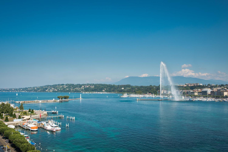 Chamonix Mont Blanc With Cable Car, Geneva City Tour & Boat Cruise
