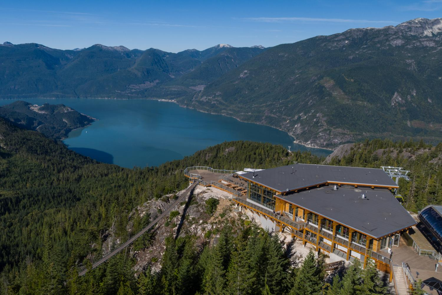Whistler & Sea To Sky Gondola From Vancouver
