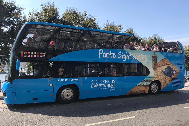 PORTO SIGHTSEEING BUS - 48H