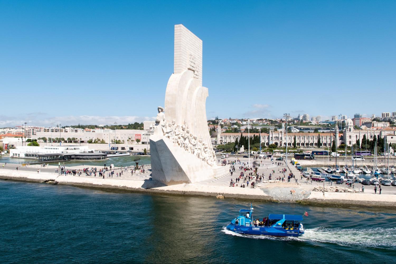 Hop On Hop Off Boat - Lisbon Sightseeing