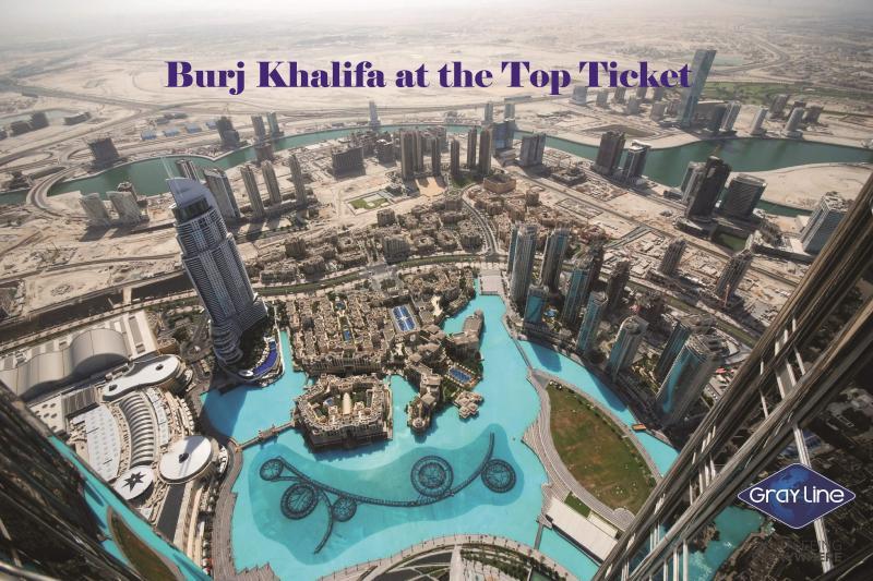 Burj Khalifa At The Top Ticket - Dubai