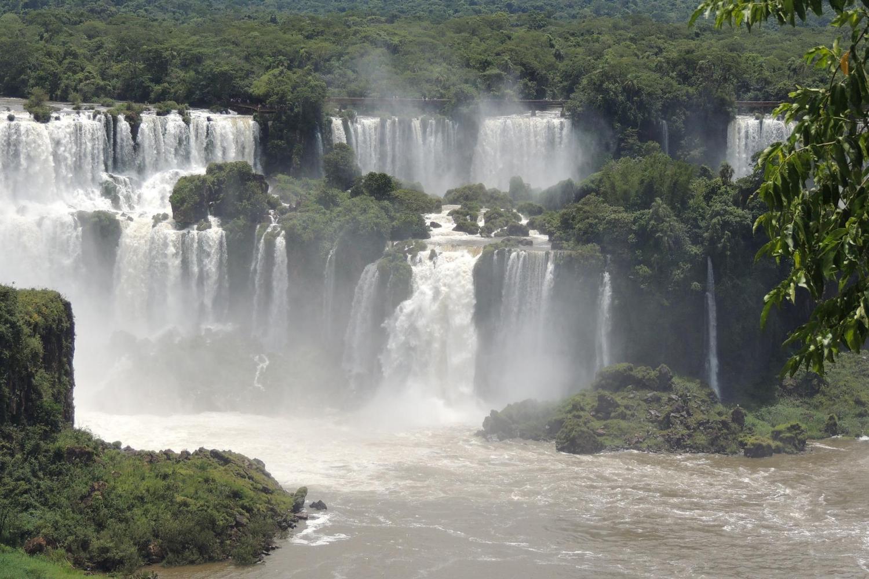 Full Day Iguazu Falls Both Sides - Brazil and Argentina