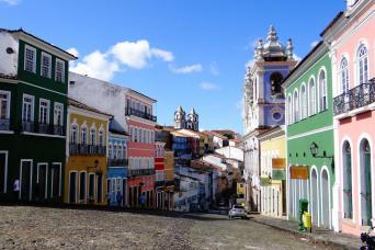 Gray Line Historical City Tour of Pelourinho