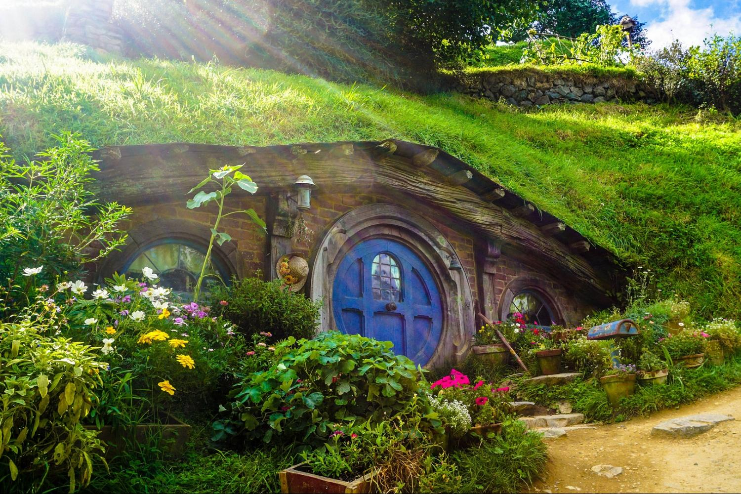 Hobbiton & Waitomo Experience With Lunch From Auckland