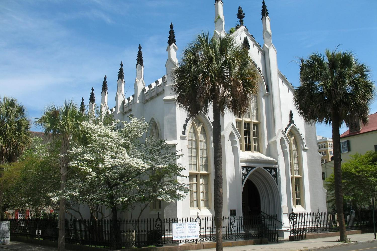 Charleston Historic City Tour & Southern Mansion Combo