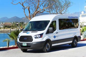 Los Cabos Shared Airport Transportation One Way