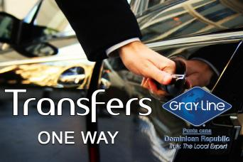 Gray Line Santo Domingo Airport Transfer to Punta Cana - Private One Way Van