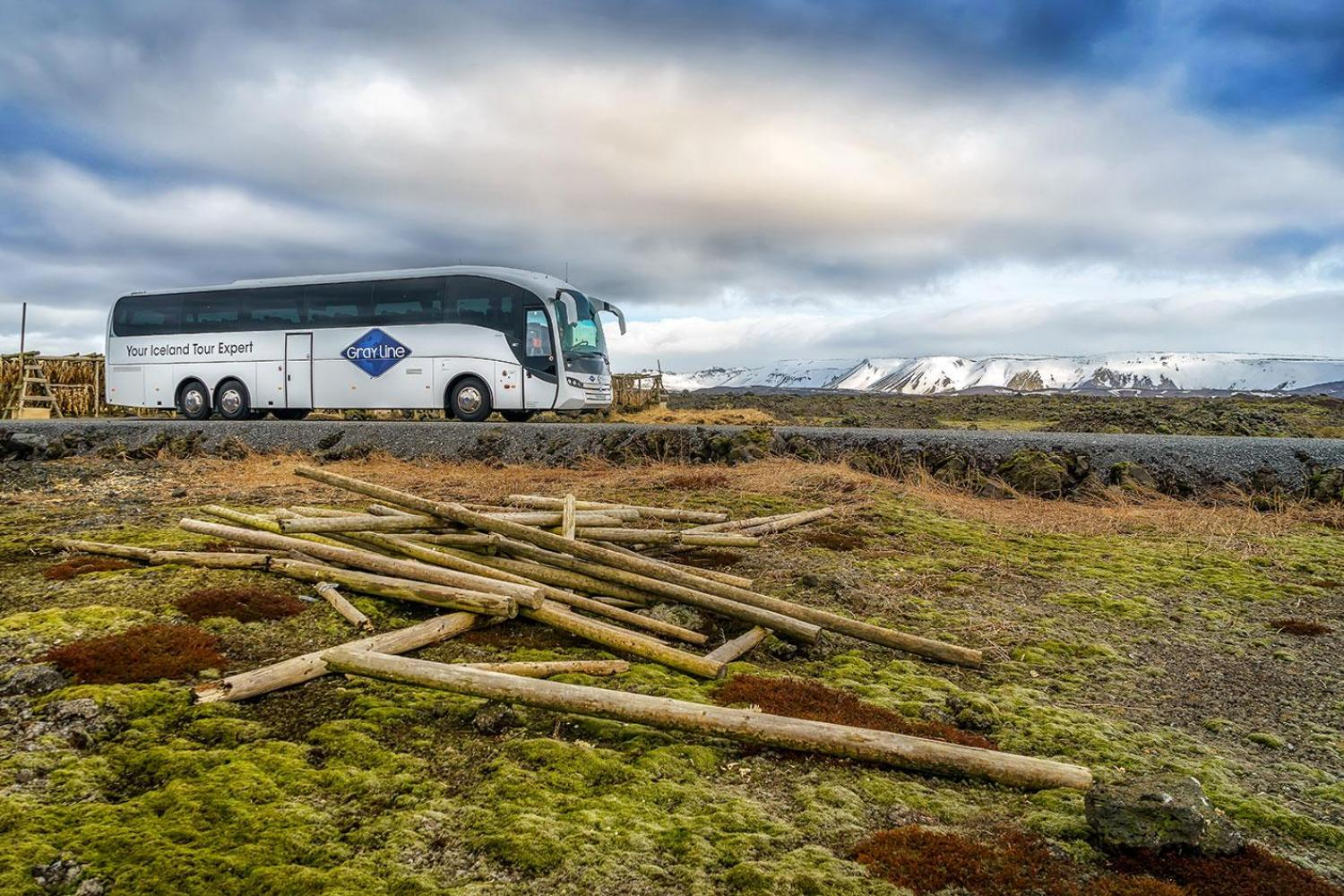 Travel in comfort from your hotel or guest house in Reykjavik to Keflavik airport