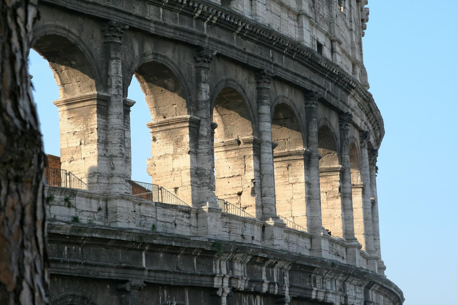 Rome in One Day: Colosseum & Catacombs Tour with Skip the line
