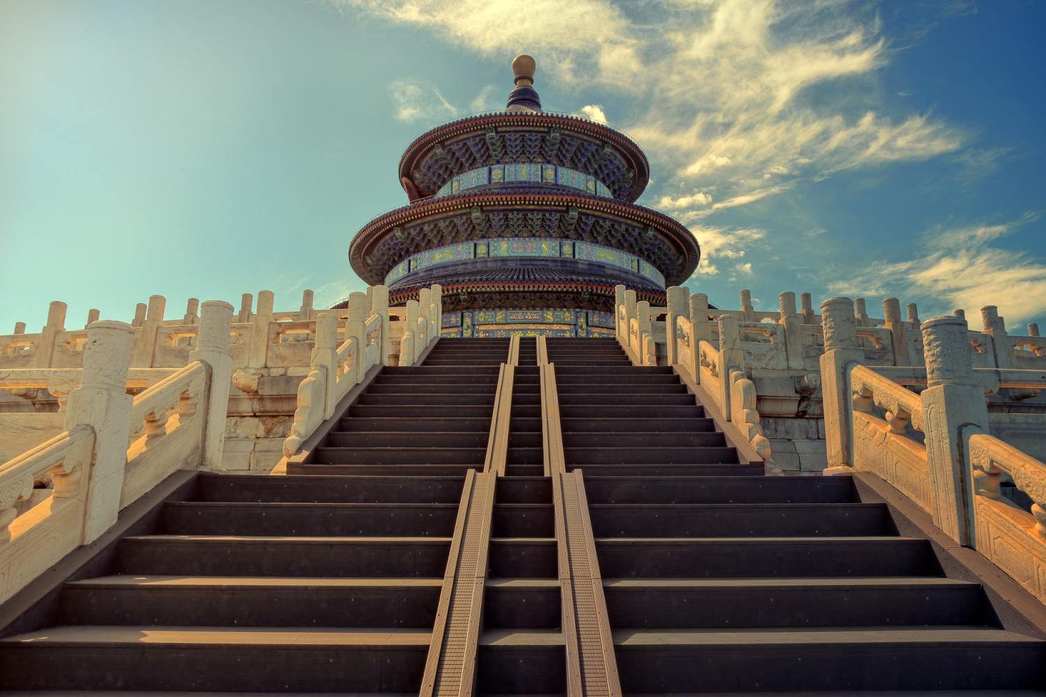 Beijing Combo Tour 2: Forbidden City,Temple of Heaven,Summer Palace & Mutianyu Great Wall