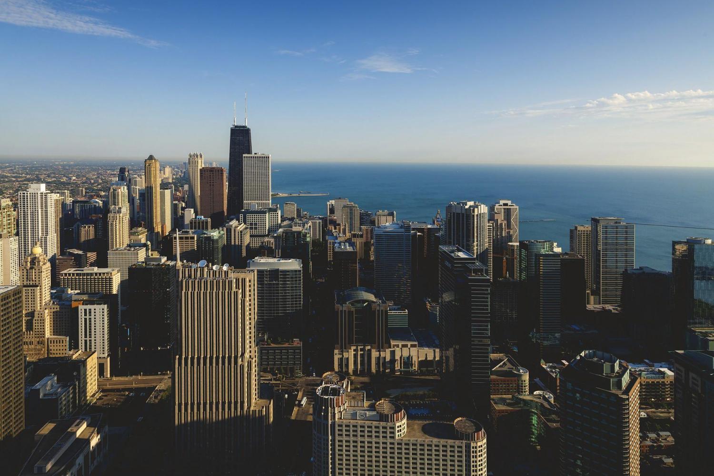 Chicago Grand City Tour & Hancock Tower Combo