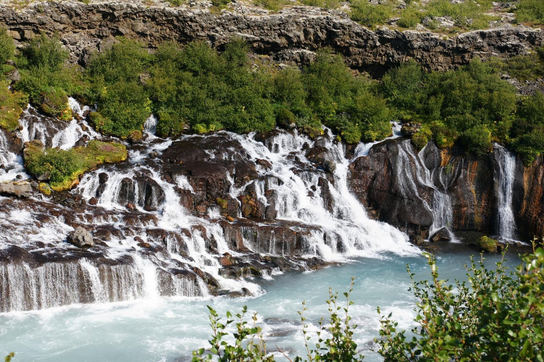 Iceland Langjokull Glacier On Snowmobile Tour
