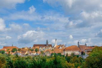 Gray Line Day Trip To Rothenburg From Frankfurt