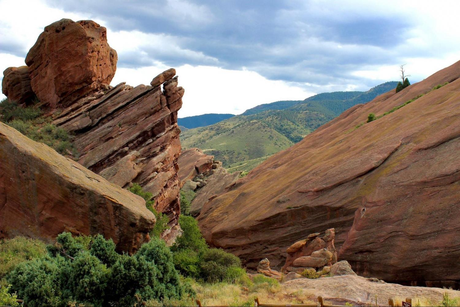 Spectacular Red Rocks