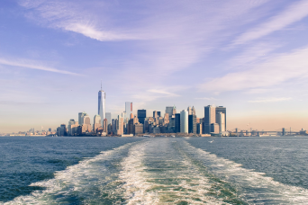 New York City Hop-On Hop-Off Freestyle® Ferry