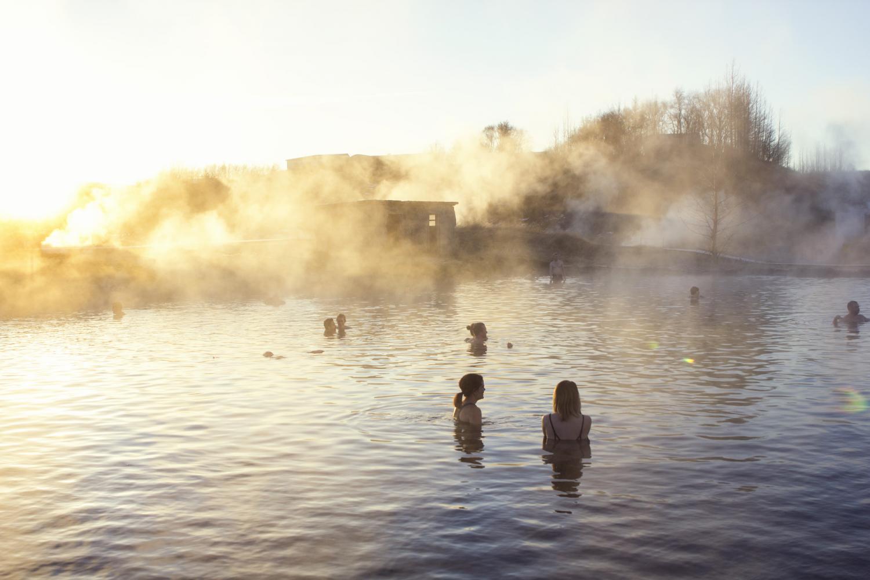 Iceland's Secret Lagoon Tour