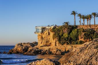 Gray Line Nerja & Frigiliana Half Day Tour from Costa del Sol