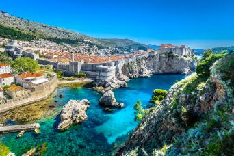Gray Line Dubrovnik Tour From Split & Trogir