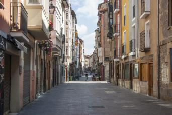 Gray Line Full Day Tour from Bilbao: from the Mountains of Vitoria to the Coast of Vizcaya