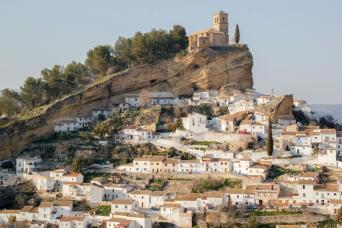 Gray Line Albaizyn & Sacromonte Walking Tour in Granada