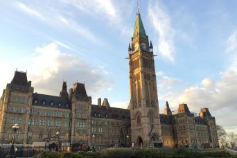 Ottawa 90-minute City Tour