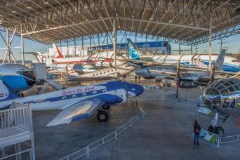 Gray Line Seattle City Tour & Museum of Flight