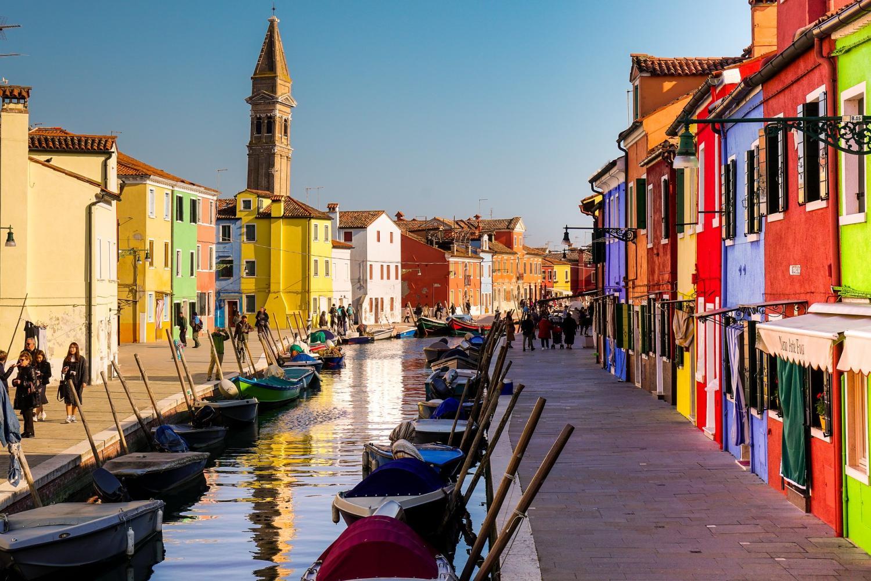 Murano, Burano & Torcello Islands Full-Day Tour