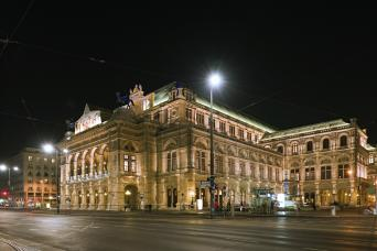 Gray Line Vienna by Night Tour
