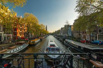 Gray Line Amsterdam Canal Cruise
