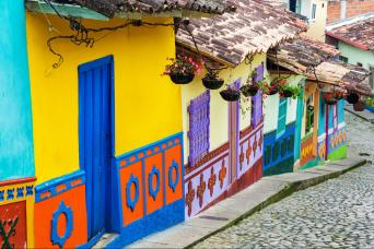 Gray Line Half-Day Historical City Tour of Bogota & Monserrate