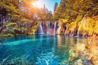 Gray Line Private Plitvice Lakes National Park Tour from Split and Trogir