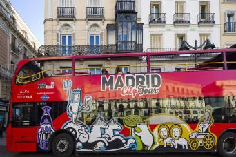 Gray Line Madrid Hop-On Hop-Off Tour