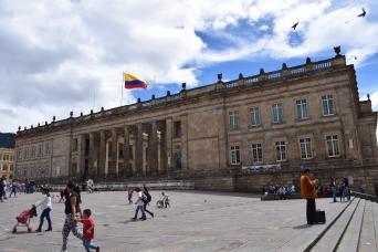 Gray Line Walking Tour of Classic Bogota