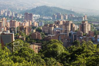 Gray Line Panoramic City Tour Medellin
