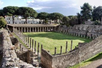 Gray Line Skip-the-Line Small Group Pompeii Tour