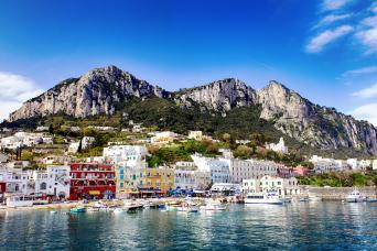Gray Line Guided Full Day Tour of Capri with Boat Cruise