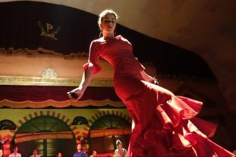 Gray Line Flamenco Show at Corral de la Morería