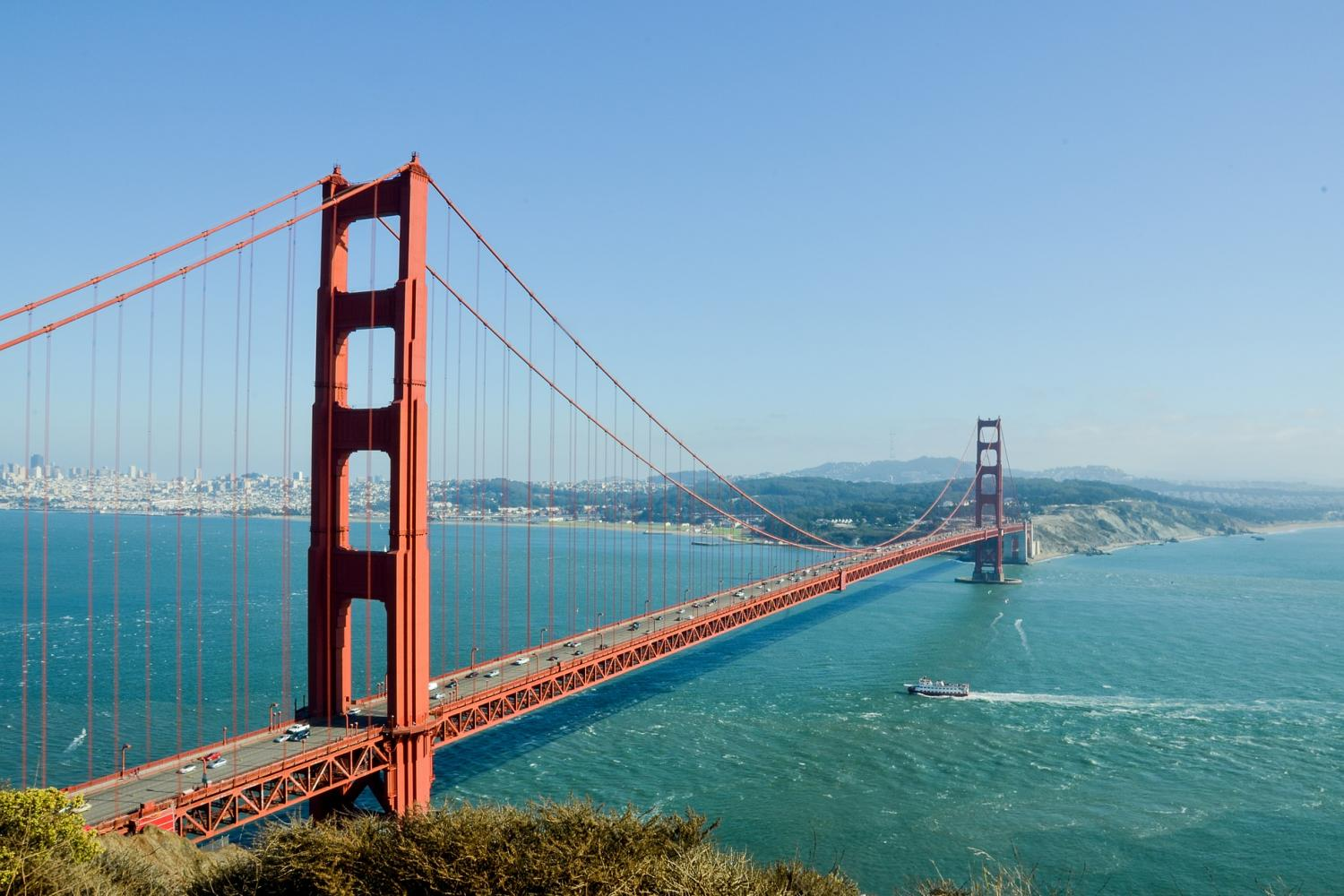San Francisco City Highlights and Sausalito Tour